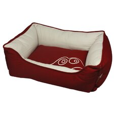 Red Frog Dog Sofa Bed