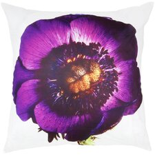 <strong>India's Heritage</strong> Flower Print Pillow