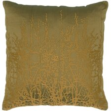<strong>India's Heritage</strong> Print Taffeta Pillow