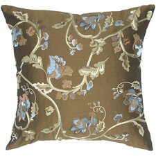 Rose Impression Taffeta Pillow