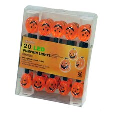 20 Light Pumpkin