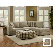 York 2 Piece Sectional