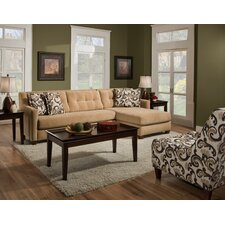 Hanover 2 Piece Sectional