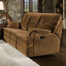 Oak Reclining Sofa