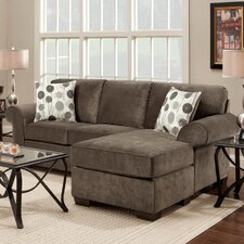 Worcester Sectional Chaise Sofa