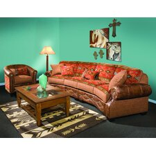 Jackson Leather Sectional