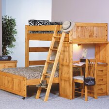 Weston Twin Over Full L Shaped Bunk Bed Assembly Instructions