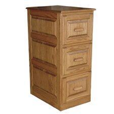 Bergen 3-Drawer File Cabinet