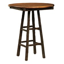 <strong>Chelsea Home</strong> Troyer Pub Table with Windmill Base