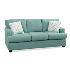 <strong>Chelsea Home</strong> Harper Queen Sleeper Sofa