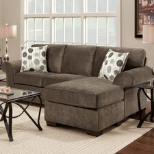<strong>Chelsea Home</strong> Worcester Sofa Chaise Sectional