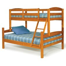 Twin over Full Standard Bunk Bed