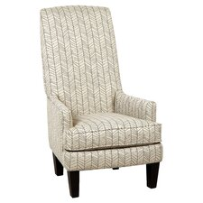 Nicole Hi-Back Accent Chair
