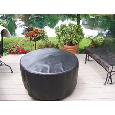 "<strong>Designing Fire</strong> 42"" Round All Weather Cover in  Black"
