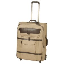 "<strong>National Geographic</strong> Kontiki 26"" Expandable Suitcase"