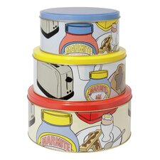 Marmite RCA 20cm Cake Tin Set (Set of 3)
