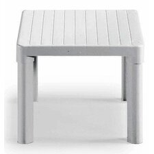 Tip Square Plastic Side Table
