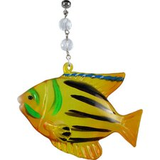Beach Nautical Parrot Fish Decorative Accent (Set of 3)