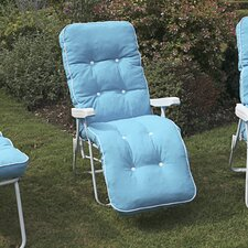 Milan Delux Automatic Relaxer Lounger with Cushions
