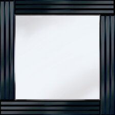 Classic Triple Bar Square Mirror