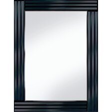 Classic Triple Bar Rectangle Mirror