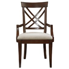 <strong>HGTV Home</strong> Modern Heritage Arm Chair