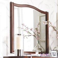 Classic Chic Landscape Mirror