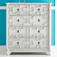 Caravan 4 Drawer Chest