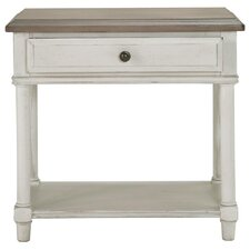 <strong>HGTV Home</strong> Caravan 1 Drawer Nightstand