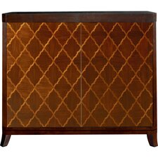 Classic Chic Bar Cabinet