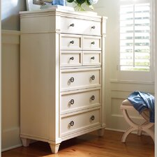 Water's Edge 6 Drawer Chest