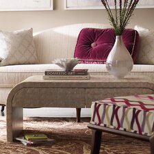 Classic Chic Waterfall Coffee Table