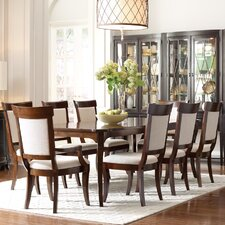 <strong>HGTV Home</strong> Modern Heritage 9 Piece Dining Set