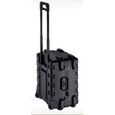 Military Ready Style Wheeled Tool Case with Cart