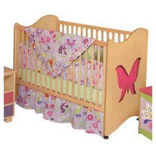 <strong>Room Magic</strong> Magic Garden Butterfly 2-in-1 Convertible Crib