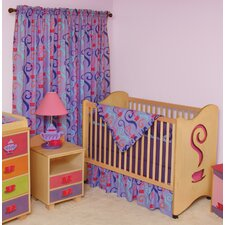 <strong>Room Magic</strong> Little Girl Tea Set 2-in-1 Convertible Crib