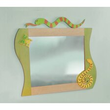 Little Lizards Rectangular Dresser Mirror