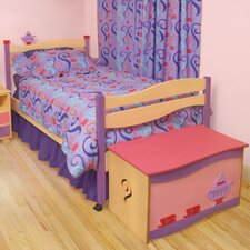 Little Girl Teaset Panel Bedroom Collection