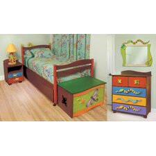 <strong>Room Magic</strong> Little Lizard Twin Slat Bedroom Collection