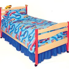 <strong>Room Magic</strong> Boys Like Trucks Twin Bed
