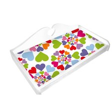 Heart Throb Changing Pad Cover