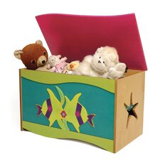 Tropical Seas Toy Box