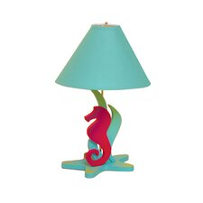 <strong>Room Magic</strong> Tropical Seas Seahorse Table Lamp