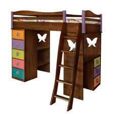 Magic Garden Loft Bunk Bed