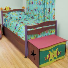 <strong>Room Magic</strong> Tropical Sea Platform 5 Piece Bedroom Collection