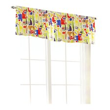"Zoo 4 U 44"" Curtain Valance"