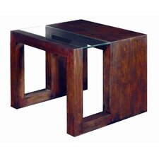 <strong>Allan Copley Designs</strong> Dado End Table