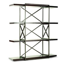 "<strong>Allan Copley Designs</strong> Snowmass 78"" Bookcase"