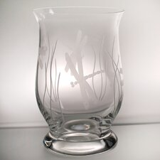 Dragonfly Hurricane Candle Holder