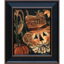 It's Fall Framed Graphic Art